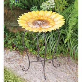 image-Bexhill Bird Bath Happy Larry
