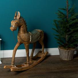 image-Lara Rocking Horse Figurine Union Rustic