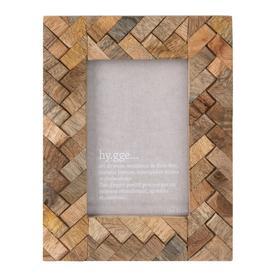 image-Mango Wood Photo Frame 10x15