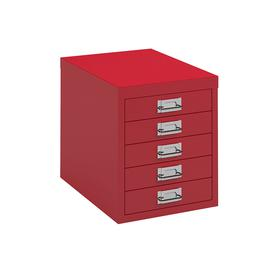 image-Bisley Soho Multidrawers, Red
