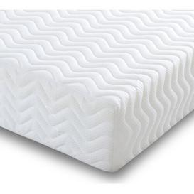 image-Reflex Foam Mattress Symple Stuff Size: Super King (6')