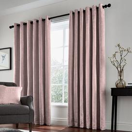 image-Roma Eyelet Room Darkening Curtains