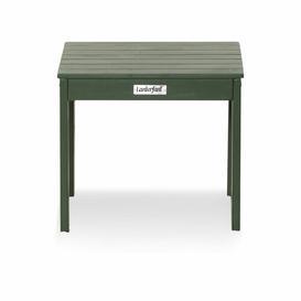 image-Ryann Wooden Side Table Dakota Fields Colour: Green
