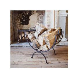 image-Linear Folding Log Basket