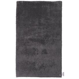image-Double Bath Mat Tom Tailor Size: Rectangular 60cm x 60cm, Colour: Anthracite