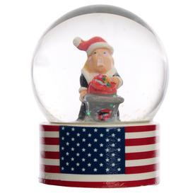 image-Christmas President Waterball Snow Globe