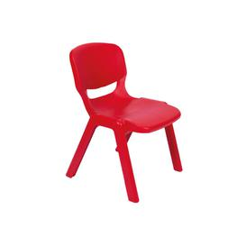 image-Ergos Classroom Chairs, 11-14 Years - 50wx50dx43h (cm), Orange