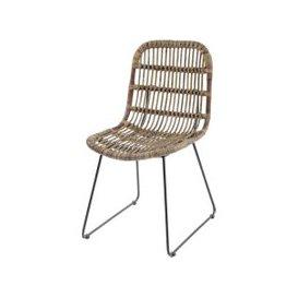 image-Libra Toba Rattan Dining Chair