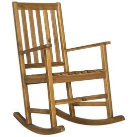 image-Jairo Rocking Chair Sol 72 Outdoor Colour: Teak