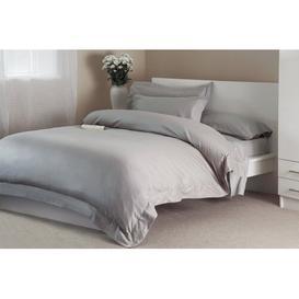 image-Duvet Cover Symple Stuff Colour: Platinum, Size: Double