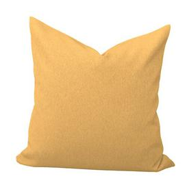 image-Quade Pillow Cover Set August Grove Colour: Light yellow, Size: 50 x 50cm