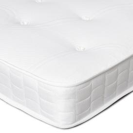 image-Memory Coil Sprung Rolled Mattress Airsprung Beds Size: King Size (5')