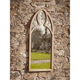 image-NEW Indoor Outdoor Gothic Arched Mirror