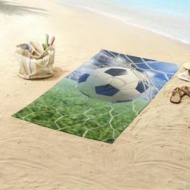 image-Taylorsville Quick Dry Beach Towel Happy Larry