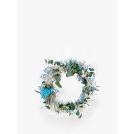image-Ixia Flowers Luxury Mix Dried Flowers Wreath