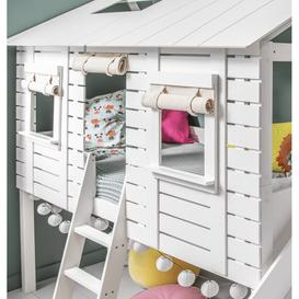 image-Canvas Roll Up Windows and Door for Christopher Midsleeper with Pine F