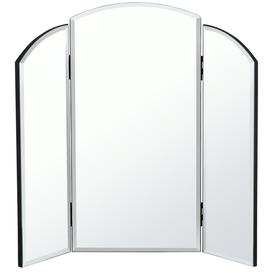 image-Argos Home Bevelled Dressing Table Mirror