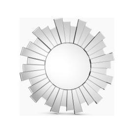 image-Circle Sunburst Mirror