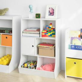 image-Lizeth Children's 91cm Bookcase Isabelle & Max
