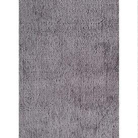 image-Granite Rug - 170 x 240 cm / Grey / Tencel