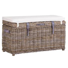 image-Uvalda Colony Trunk Bench Brambly Cottage