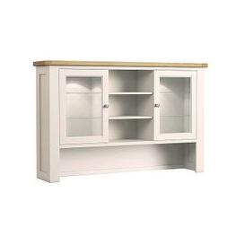 image-Somerset Large Hutch Top Dresser