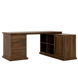 image-Bayberry Executive Desk August Grove