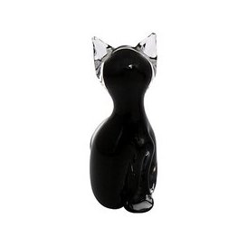 image-Svaja Katie Kitten Ornament, Black