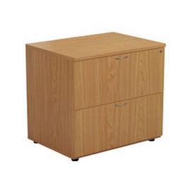 image-Proteus Side Filing Cabinet, Oak
