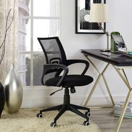 image-Waldron Ergonomic Mesh Desk Chair Blue Elephant