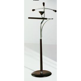 image-Mclea Valet Stand Ebern Designs Finish: Wenge