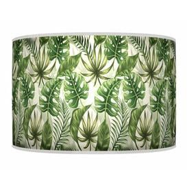 image-Polyester Drum Shade Bay Isle Home Size: 26cm H x 50cm W x 50cm D, Type: Ceiling/Wall