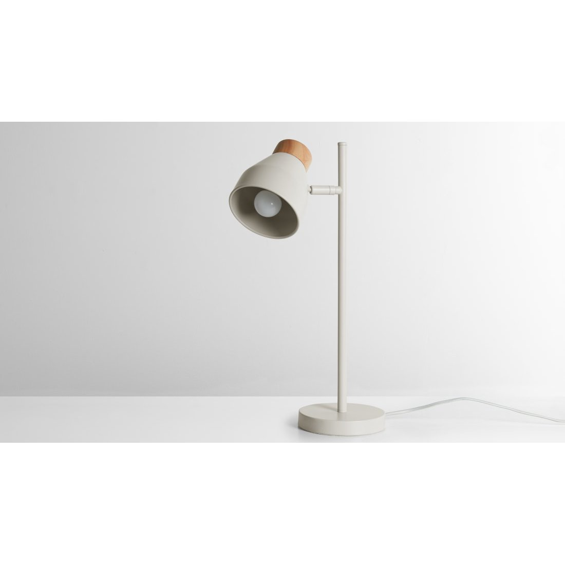 image-Albert Table Light, Muted Grey