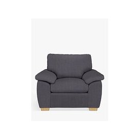 image-John Lewis & Partners Camden Armchair, Light Leg