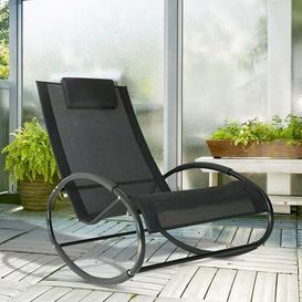 image-Bascom Rocking Chair Sol 72 Outdoor