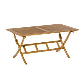 image-Colombo Folding Wooden Dining Table Sol 72 Outdoor