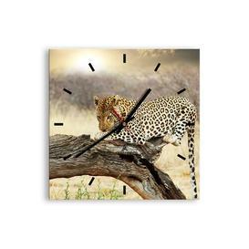 image-Silent Wall Clock EUArttor Size: 30cm H x 30cm W x 0.4cm D
