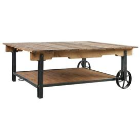 image-Wooden Coffee Table Borough Wharf