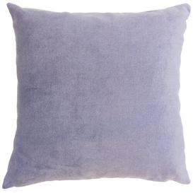 image-Livingon Cushion Cover August Grove Colour: Violet, Size: 50 x 50cm