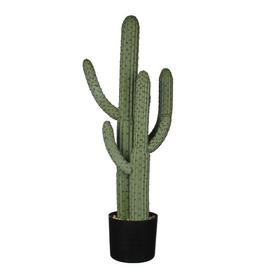 image-73cm Artificial Cactus Plant in Pot Liner Bay Isle Home