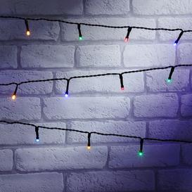 image-200 Outdoor Animated Christmas Fairy Lights Battery 15M