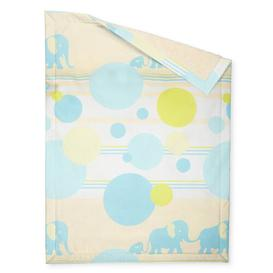 image-Clemons Children's Blanket Isabelle & Max Size: 100cm W x 150cm L