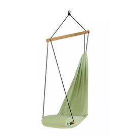 image-Jose Hanging Chair Freeport Park Colour: Green