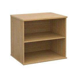 image-Desk End Bookcases, Oak, Free Standard Delivery