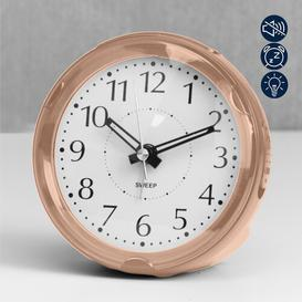 image-Alarm Clock Wm Widdop Finish: Copper