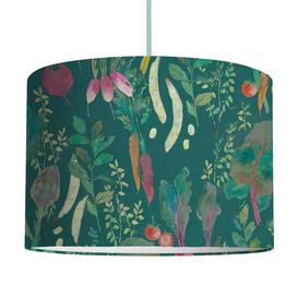 image-Bluebellgray - Vegetable Patch Ceiling Lampshade - Chard - Large