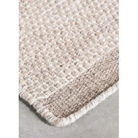 image-Teppe Wool Rug by Momo Rugs - 140 x 200 cm / Neutral / Wool