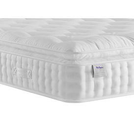 "image-Relyon Luxury Silk 2850 Pillow Top Mattress - King Size (5' x 6'6\"")"