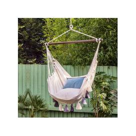 image-Valencia Tassel Swing Chair