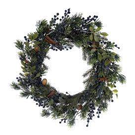 image-A by AMARA Christmas - Frosted Blueberry Wreath